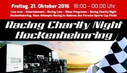 Racing Charity Night Hocjenheimring - 21.10.2016