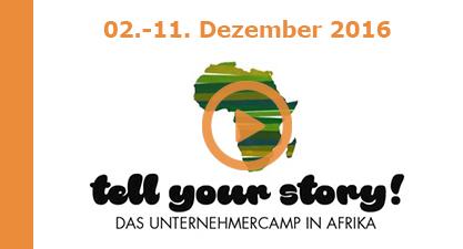 Afrika Camp Trailer